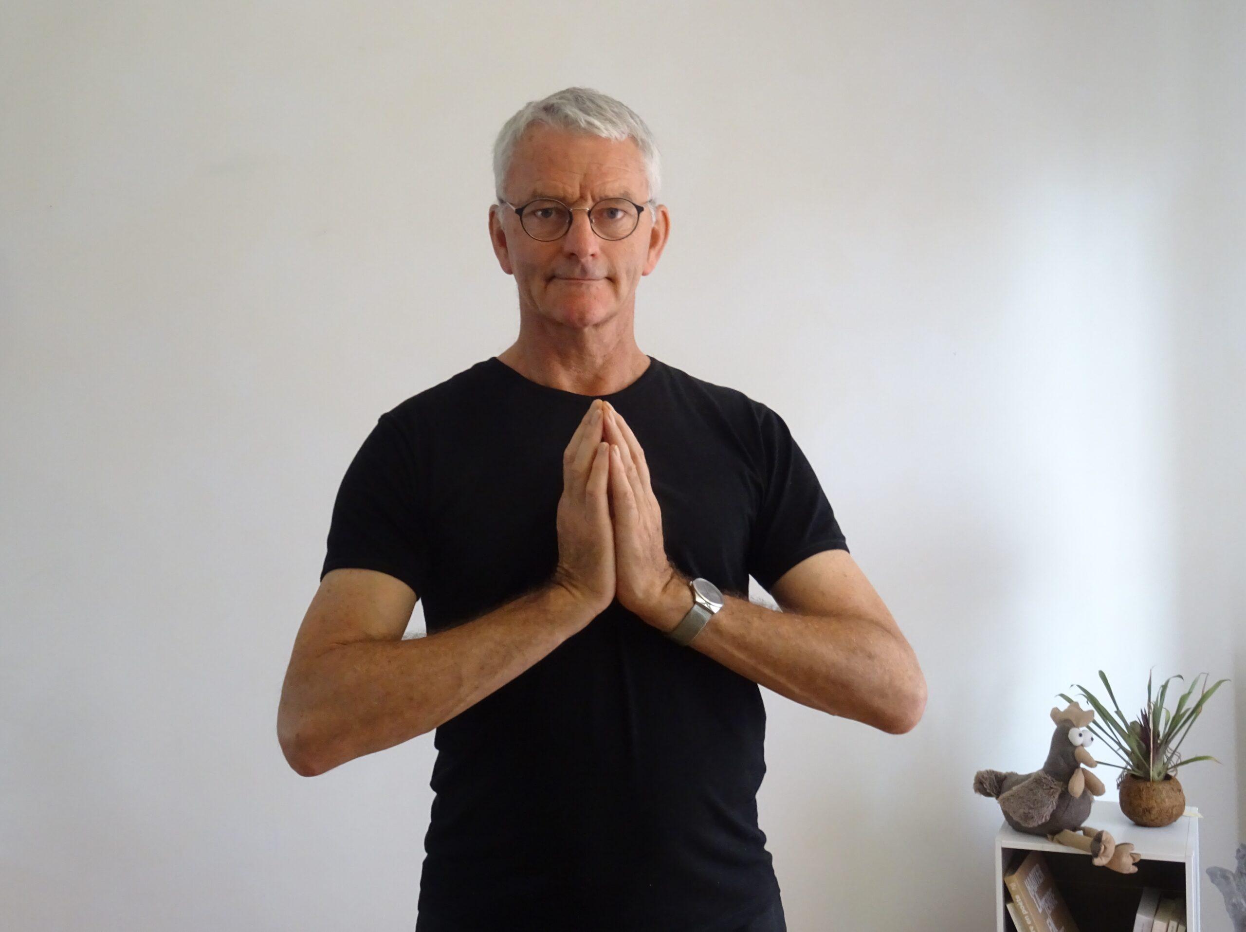 David leurent yoga professeur laval lesstudiosdubritais